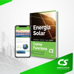 Ebook como funciona energia solar
